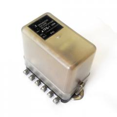 Electric component parts for interrupters, vibrator inverters