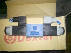 Hydraulic valve 4WE5-6.2/G24NZ4