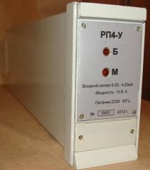 Регулятор РП4-У-М1-08
