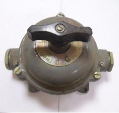 Выключатель путевой ГПВ-3-60М1