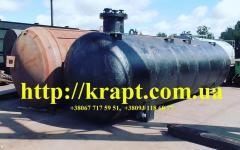 Емкость для хранения газа подземная