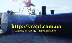 Capacity for transformer oil