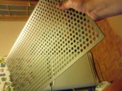 Перфорация листового металлопроката