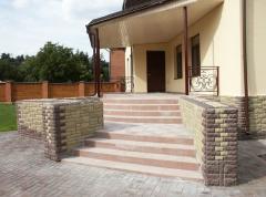 Тротуарную плитку Украина
