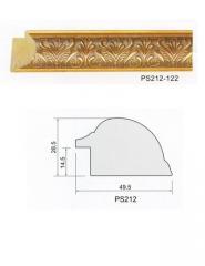 Багет пластиковый PS212-122