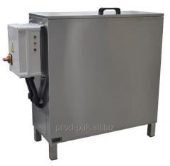 Sterilizer for knives with automatic support of