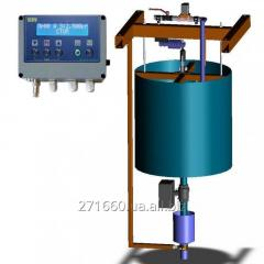 Весовой дозатор воды (жидкости, добавок) SERV_WV