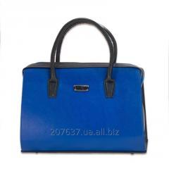 Women bag of MASCO Blue & Black