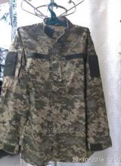Одежда военная