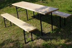 Комплект мебели ДЕСАНТ для кафе,  баров