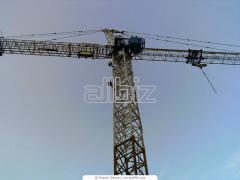 Repair, modernization, reconstruction of luffing