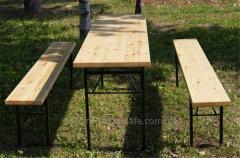 Комплект мебели ДЕСАНТ для города