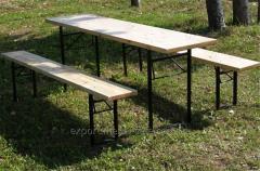 Комплект мебели ДЕСАНТ для столовых