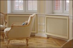 Декоративные деревянные решетки