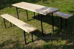 Комплект мебели ДЕСАНТ для кафе