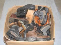Обувь мужская зима II BH2, обувь секонд хенд,
