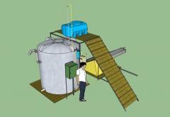 Документация для производства малых биогазовых