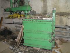 Waste press