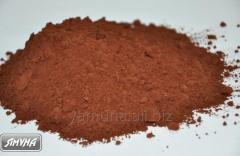 Cocoa powder muddle to the alkal_zovena