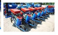 SPCh-8, Seeder of exact crops 8 line, Agricultural