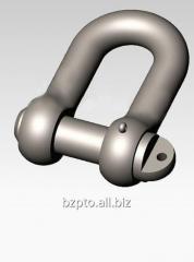 Staples rigging type P1