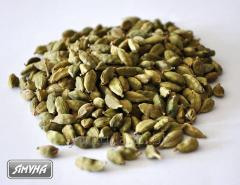Cardamom is more green