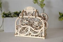 Mechanical wooden designer, 3D puzzle of Ugears