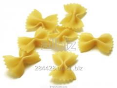Paste - macaroni from firm grades of wheat a class