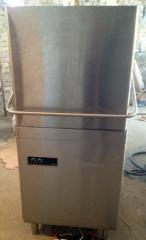 Dome dishwasher of second-hand Whirlpool AGB 668