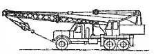 Мобильные краны КС-4561-А
