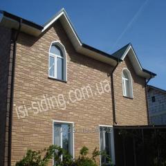 Сайдинг цокольный ( фасадные панели )