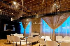 Decor and decoration for bars and restaurants