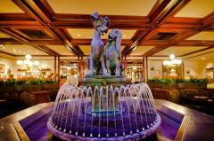 Fountains for interior design