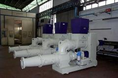 Equipment, Furnaces for ceramic and porcelain