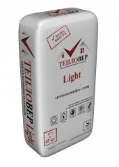 The most effective and light perlitovy plaster