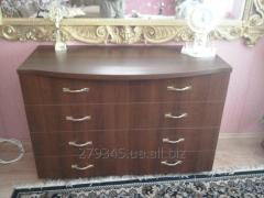 Dressers and bedside tables