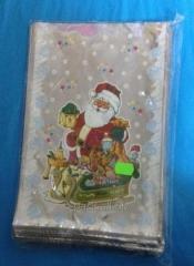 Пакеты фольгированные новогодние