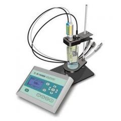Laboratory ionomer of I-160 MI
