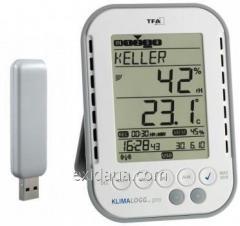 """Термогигрометр цифровой TFA """"KlimaLogg Pro"""", 303039.IT"""