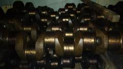 The crankshaft to the Diesel (16DPRN