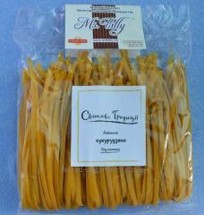 Pasta gluten-free corn