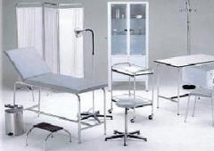 Мебель медицинская, медицинское оборудование