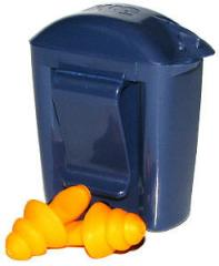 Inserts (earplugs) reusable in individual