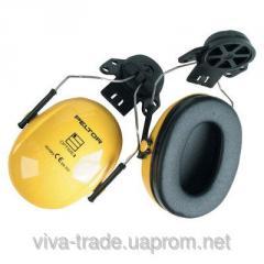 Optime I earphones on helmet (H510P3E-405-GU)