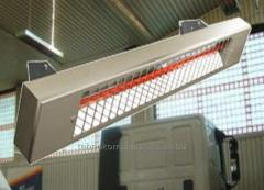 ROD 4500 heater infrared electric for heating of