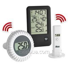 """Термометр для бассейна цифровой TFA """"Malibu"""", 303053.IT"""