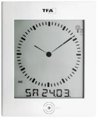 "Часы настенные цифровые TFA ""Dialog"", 604506"