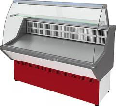 Витрина холодильная среднетемпературная ВХС-1,2 Нова