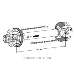 Вал Walterscheid карданный серии W типоразмер
