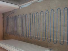 Heat-insulated floor of Fenix